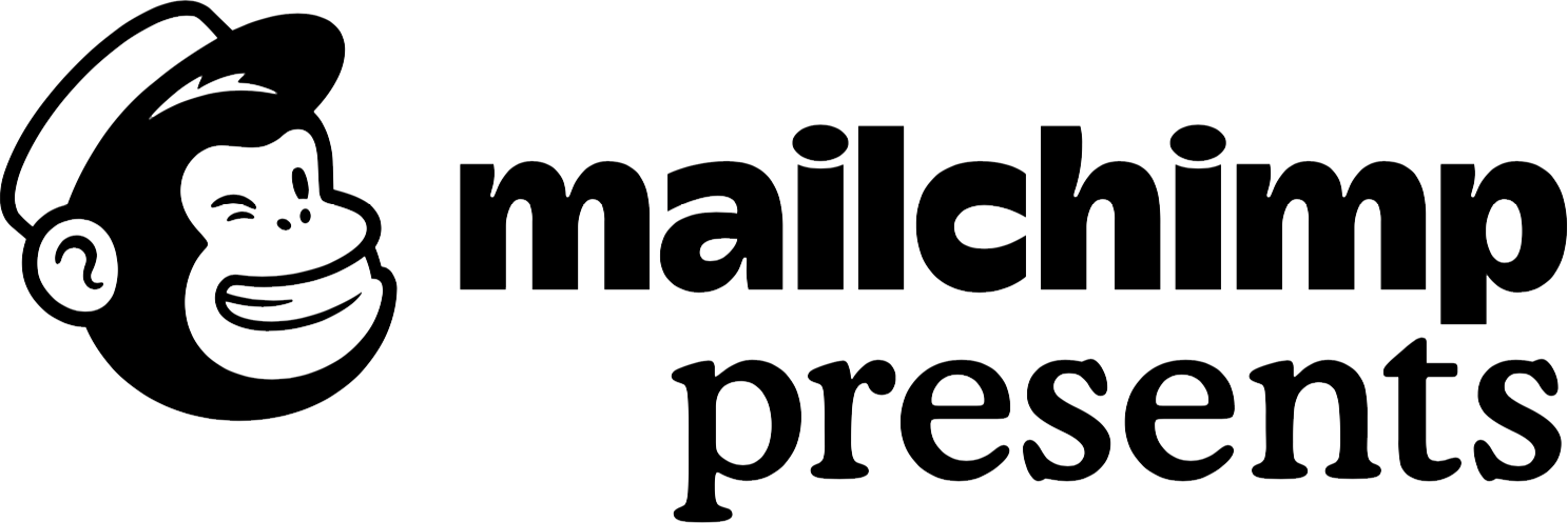 Introducing Mailchimp Presents logo