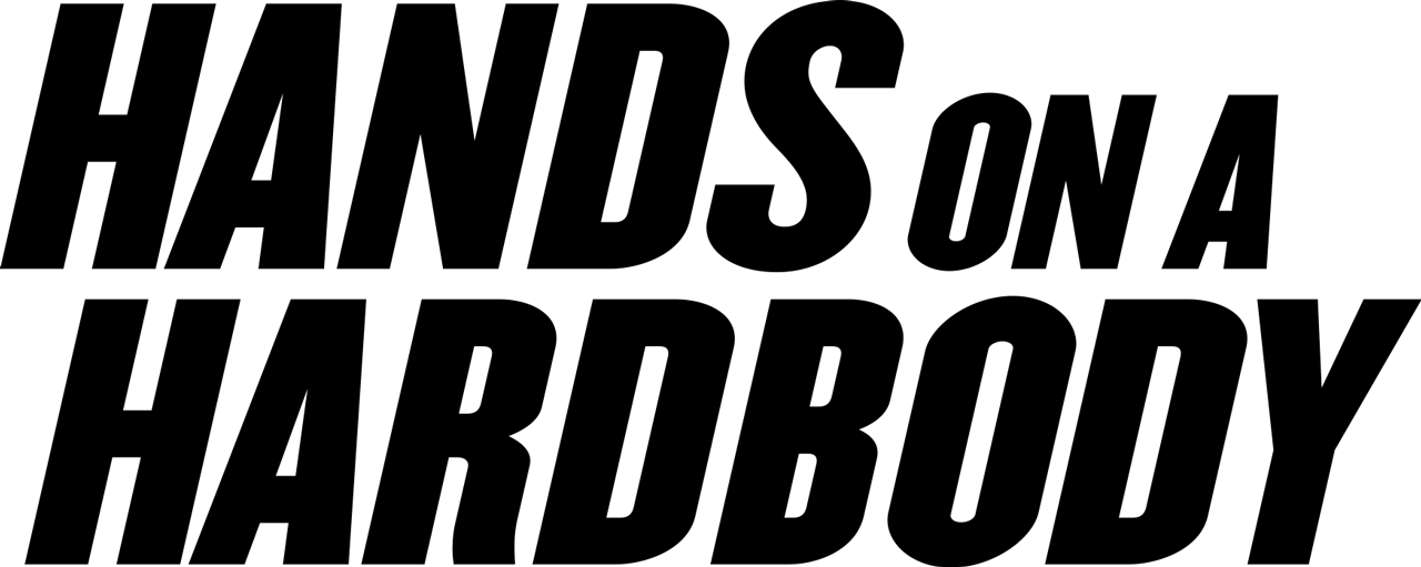 Hands on a Hardbody logo