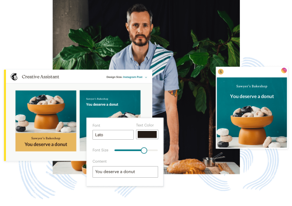 A look at Mailchimp's Content Creation tools