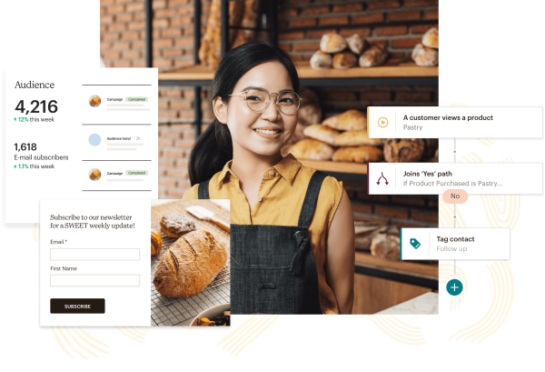 A look into Mailchimp's automation tools
