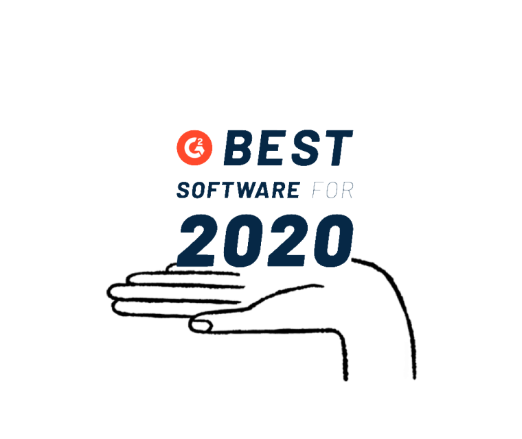 G2 Best Software for 2020