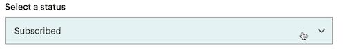 Cursor Clicks - Contact Status - File Upload