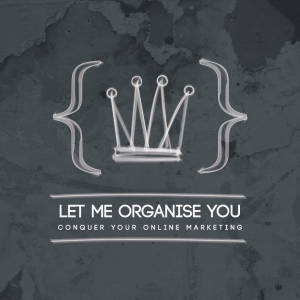 Let Me Organize You Logo