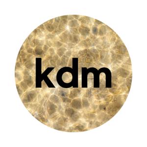 kim does marketing logo