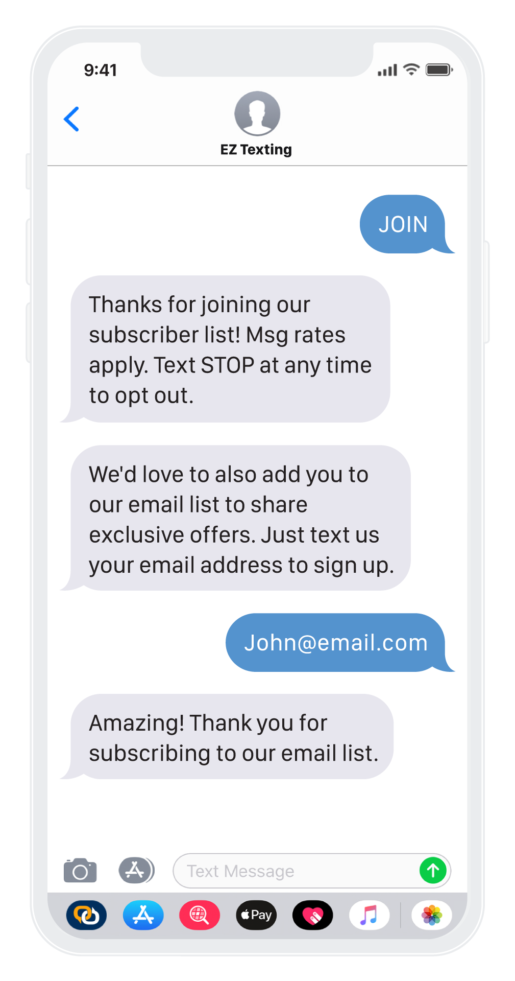 Image3 (Mailchimp-message) - EZ Texting Integration