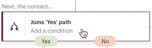 button-customerjourneybuilder-clickif elserule