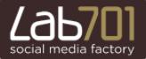 Lab701 Social Media Factory Logo