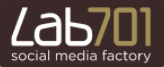Lab701 Social Media Factory Logo