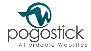 PogoStick Web Services Logo