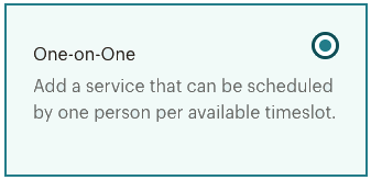 appointment-scheduling-one-service