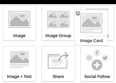 contentblock-imagecard-clickanddragblock