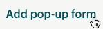 create-website-add-pop-up
