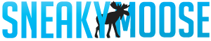 Sneaky Moose Logo