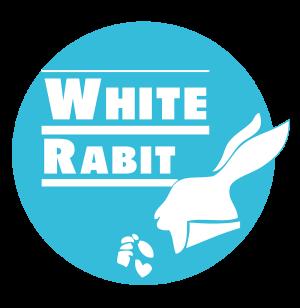 White Rabit Logo