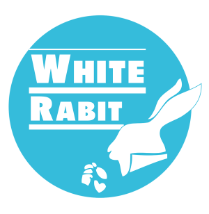 White Rabit Logo