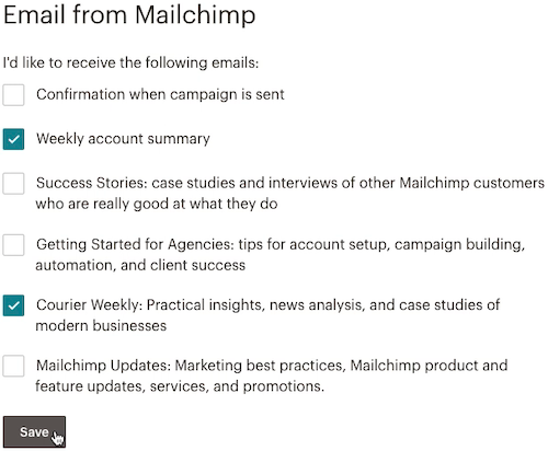 example-accountdetails-Mailchimpemails