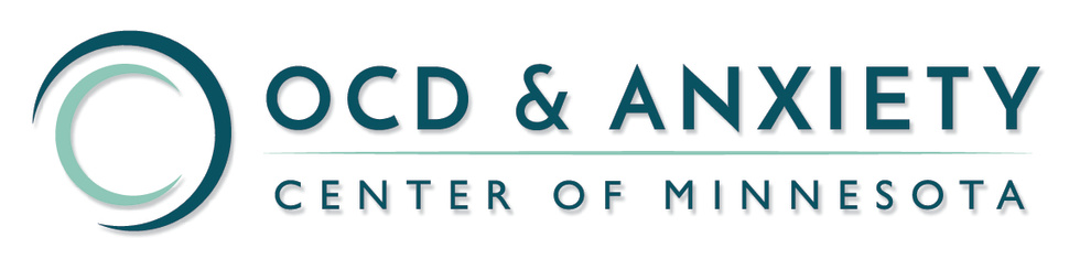 Logo for the OCD & Anxiety Center of Minnesota.