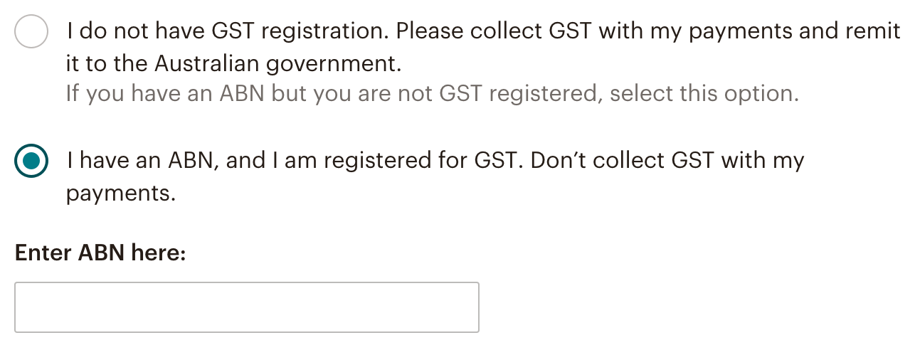 billing-modal-GST-ABN-radiobutton