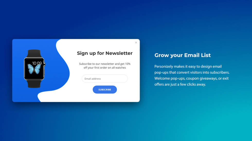 Grow Your Email Lists