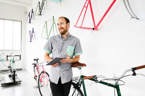 lightspeed image bike