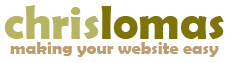 Chris Lomas Logo