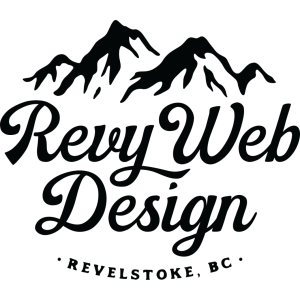 Revy Web Design logo