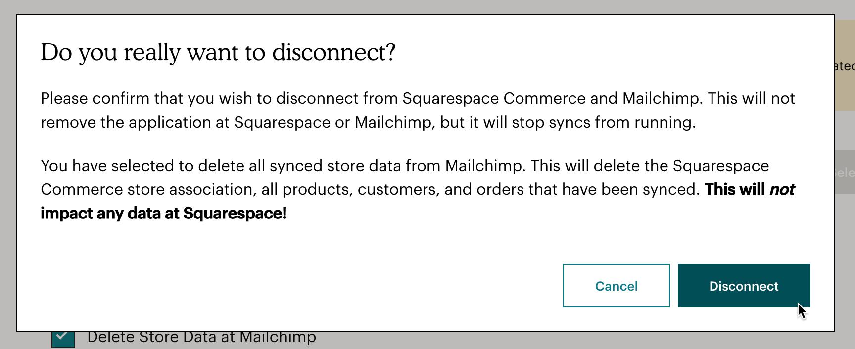Squarespace-Disconnect-Confirm