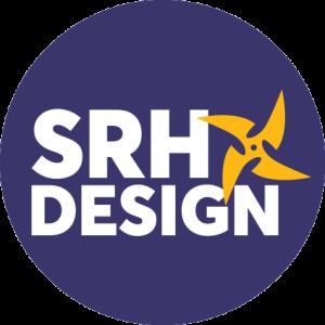 SRH Design Logo