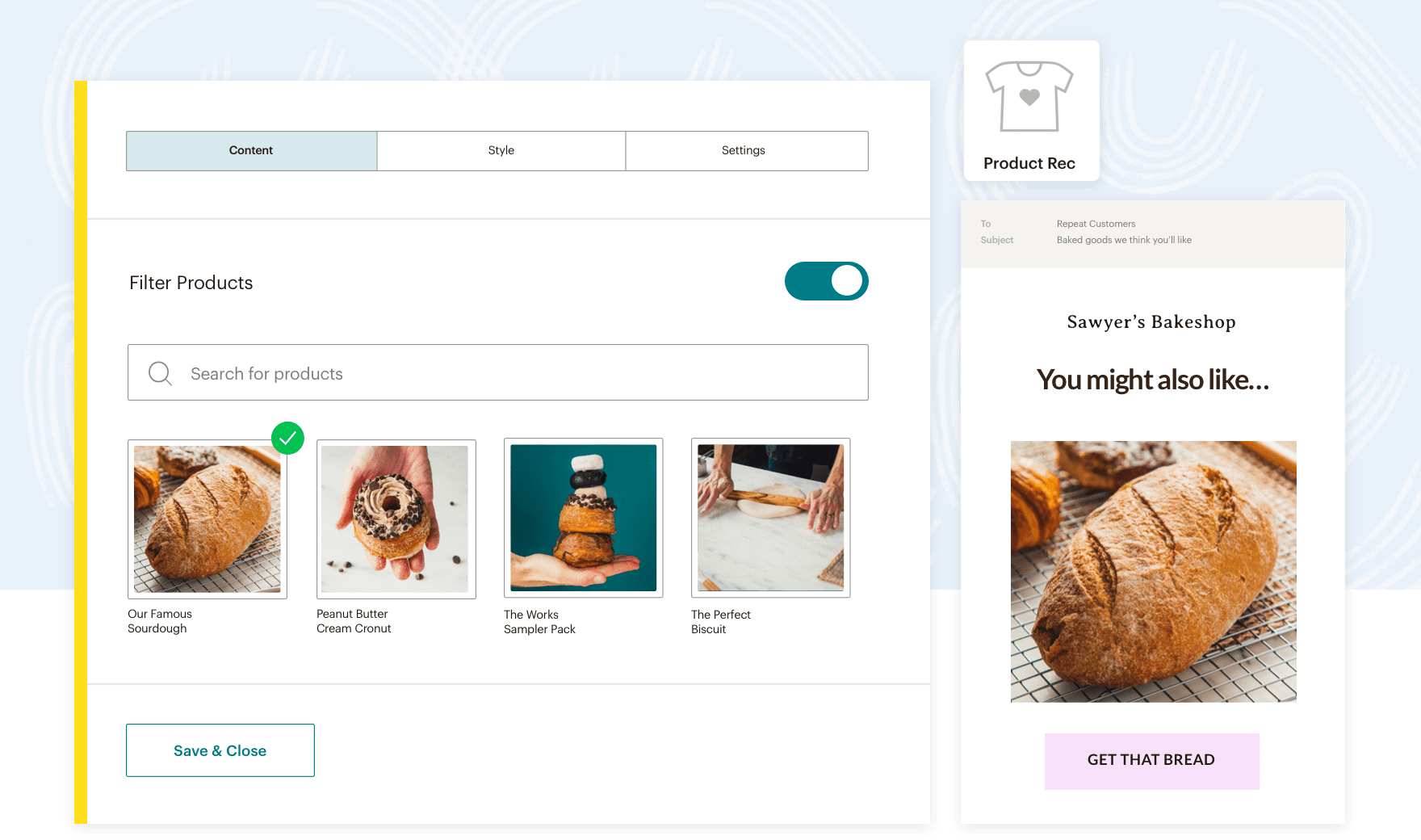 A look at Mailchimp's Smart Recommendations feature