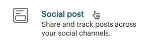 Cursor Clicks - Social post