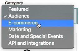 dropdown-customerjourneys-explorepage-category-selectecommerce