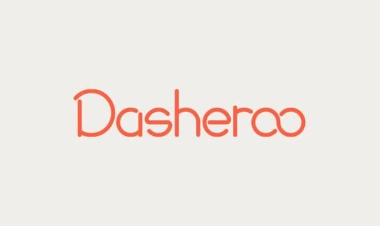Dasheroo logo