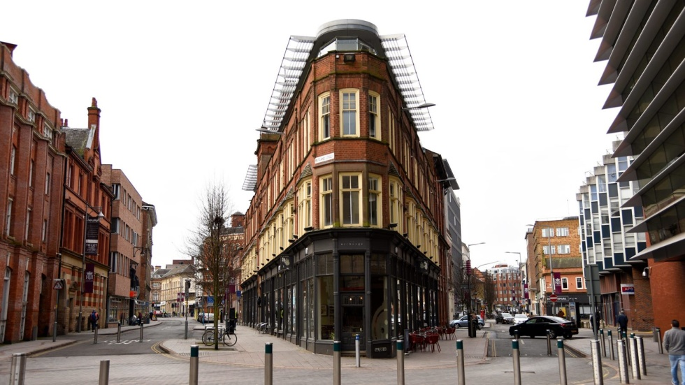 Photo of Leicester Cultural Quarter