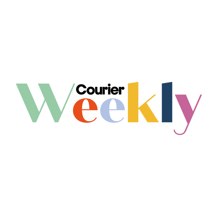 Courier Weekly Logo