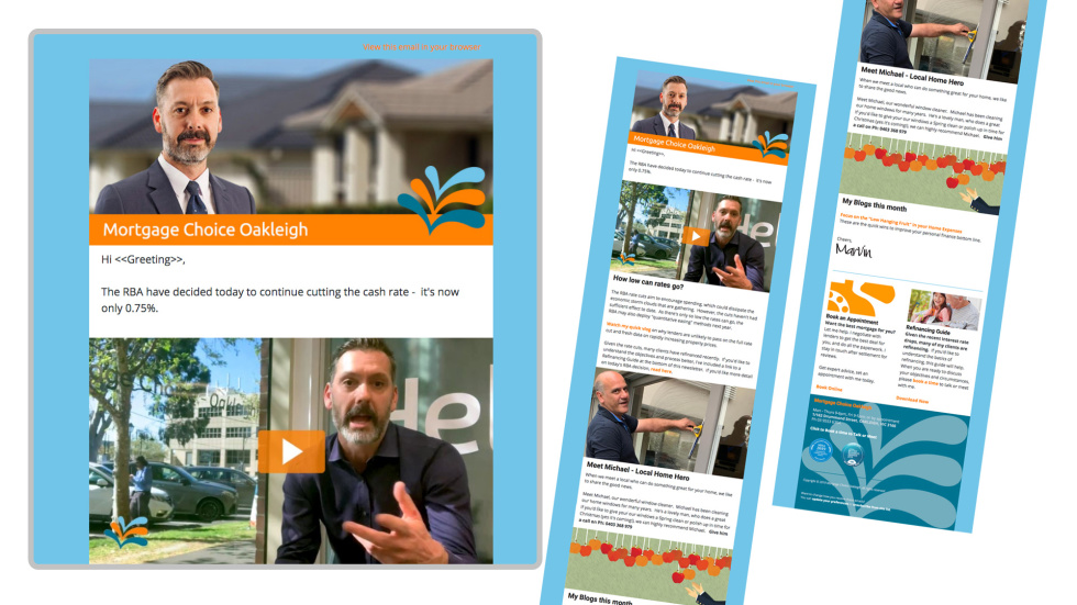 Image of Mortgage Choice Oakleigh Newsletter