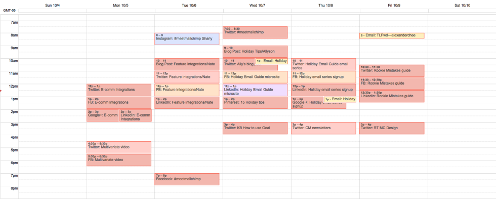 Why We Love Having A Content Calendar And Why You Will Too