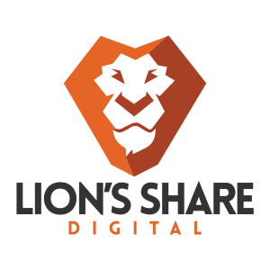 Lion's Share Digital Logo