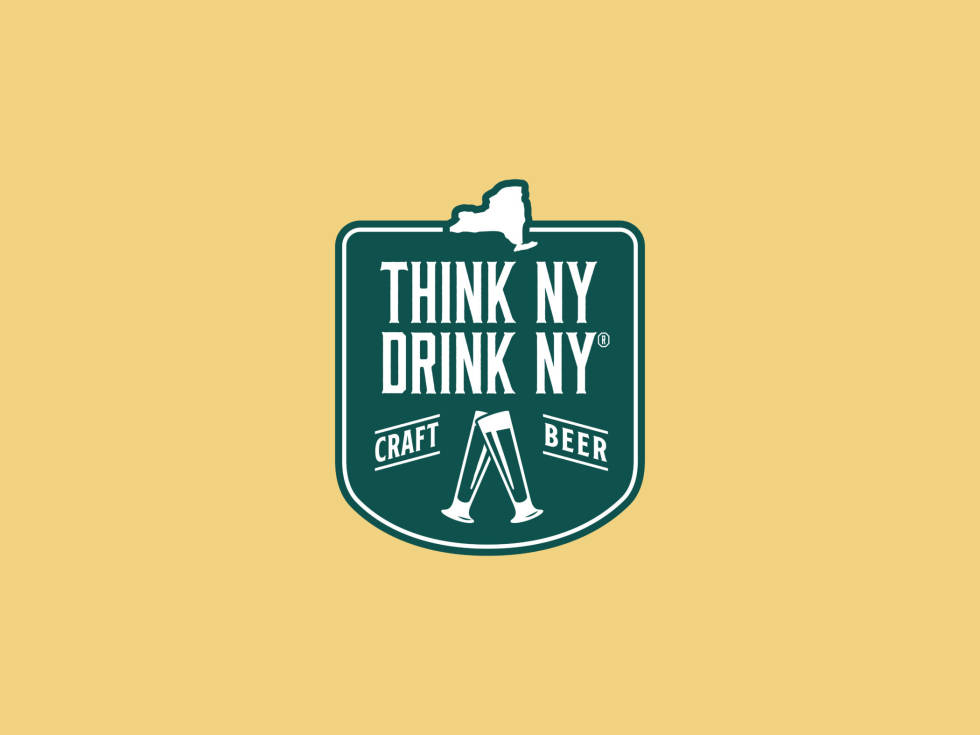 Example of logo design for craft beer organization