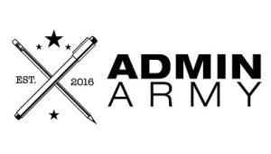 Admin Army logo