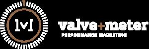 Valve+Meter Performance Marketing Logo