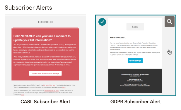 Collect Consent With Gdpr Forms