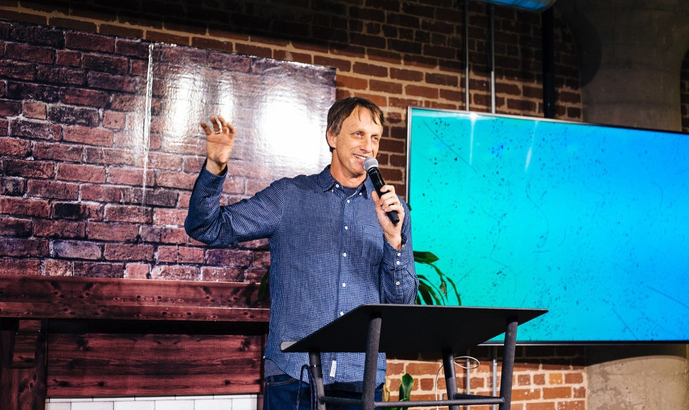 Hero image for What We Learned From Tony Hawk About Authenticity