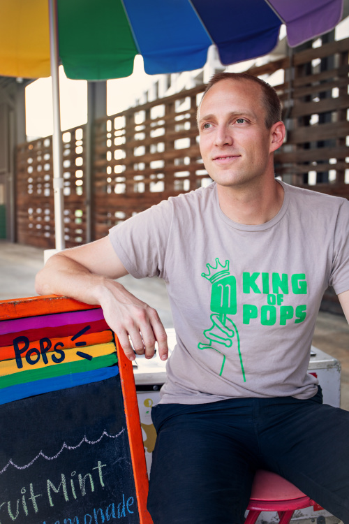 Founders of King of Pops