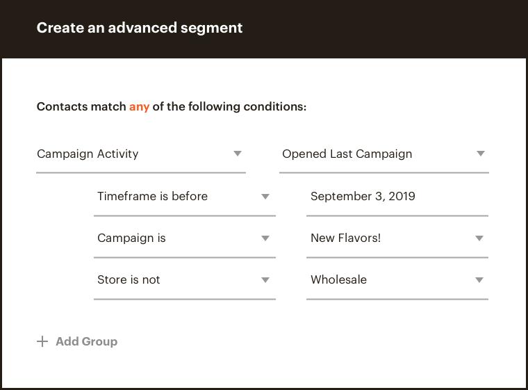 advanced segmentation screenshot