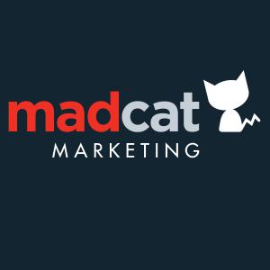 Mad Cat Marketing Logo
