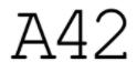 Attico42 Logo