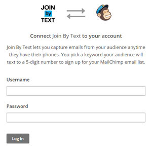 Screenshot of Join By Text integration