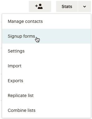 desplegable-listas-clic-formularios-suscripción