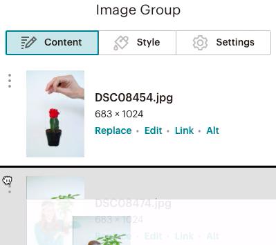 Imagegroupblock-Contenttab-clickicontomove