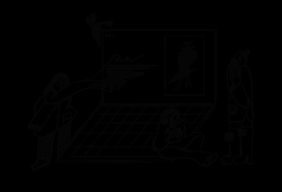 Build E-commerce Website Illustration